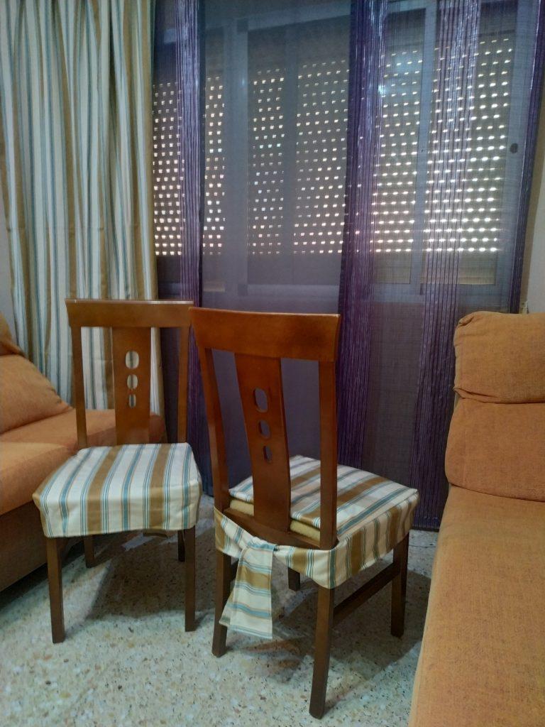 fundas recreadas para sillas
